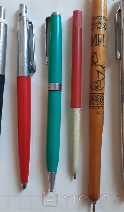 Ручки ссср 10 шт., фото №5