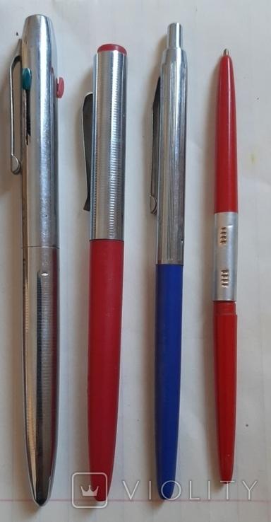 Ручки ссср 10 шт., фото №6