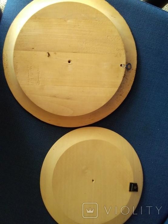 Дерев'яні сувенірні тарілки., фото №3