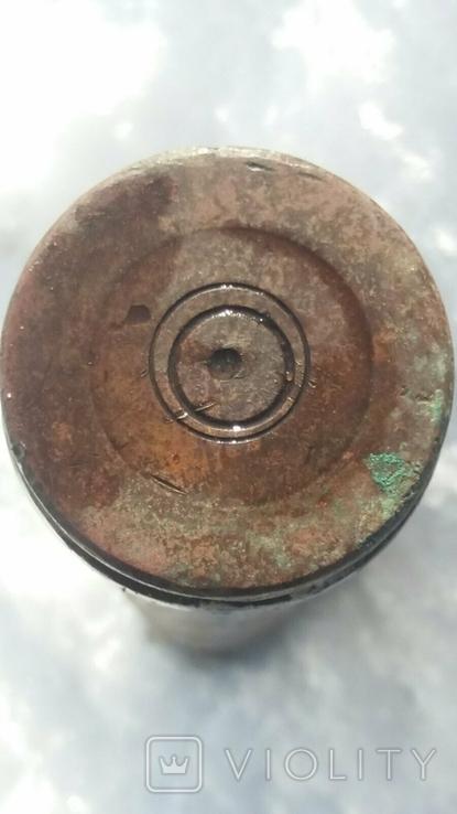Лампа керосинка с зенитной гильзы ., фото №4