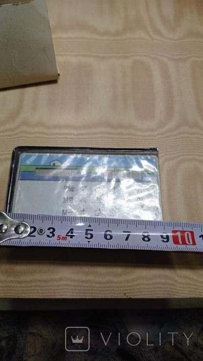 Калькулятор карманный плоский, фото №8