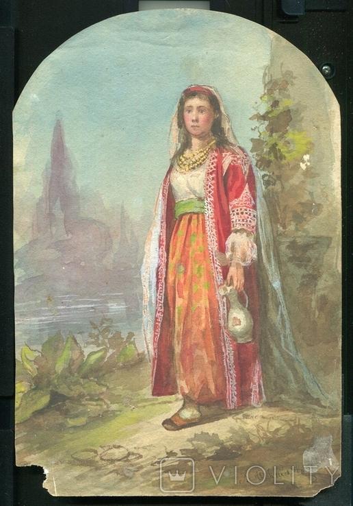 А.Х.Швайкевич Полтава Одесса Татарка 1860 -е годы, фото №2