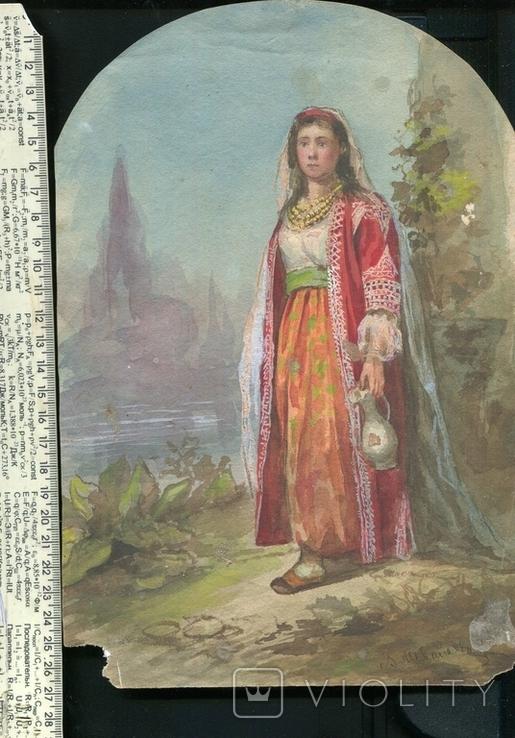 А.Х.Швайкевич Полтава Одесса Татарка 1860 -е годы, фото №3