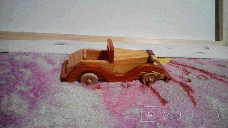 Авто модели даревяные, фото №4