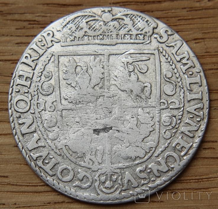 Орт Коронный 1622г., фото №3