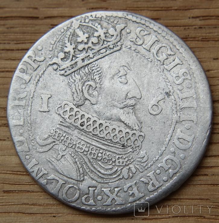 Орт Гданский 1623г., фото №3