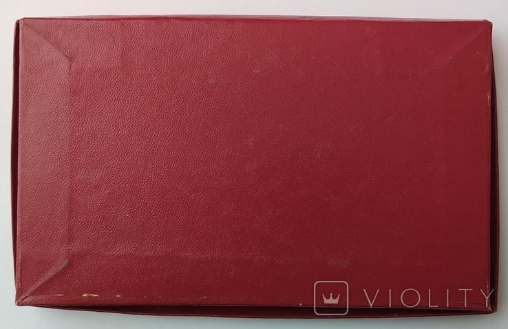 Люминесцентные карандаши СССР 4 шт., в коробке., фото №3