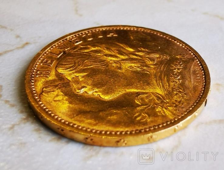 20 франков 1930 года, фото №4