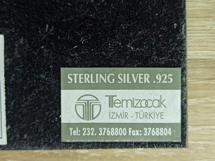 Картина. Стерлинговое серебро. Собор святой Софии., фото №9