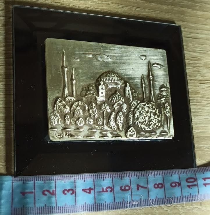 Картина. Стерлинговое серебро. Собор святой Софии., фото №10