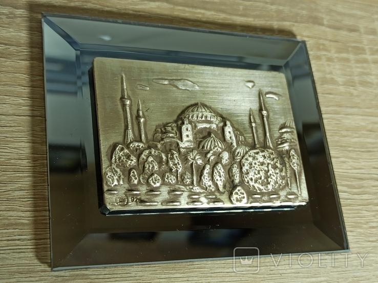 Картина. Стерлинговое серебро. Собор святой Софии., фото №12