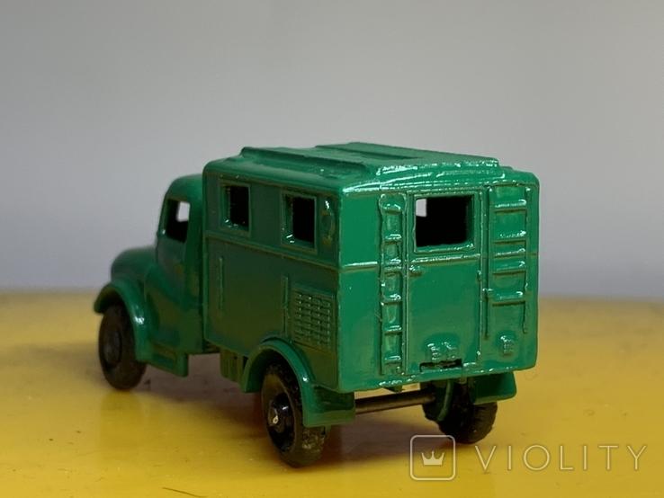 Matchbox Moko Lesney No.68 Austin Mark 2 Army Wireless Truck, фото №5