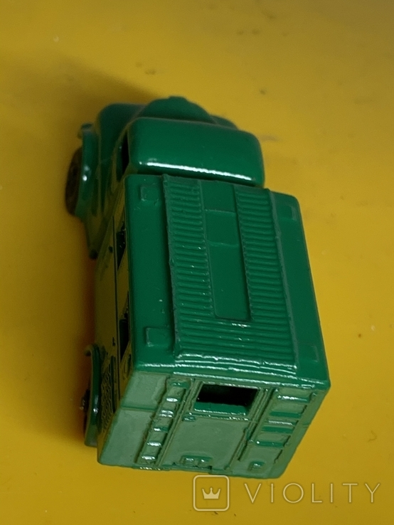 Matchbox Moko Lesney No.68 Austin Mark 2 Army Wireless Truck, фото №6