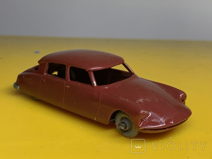 Leaney Matchbox No 66 Citreon Collectable, фото №2