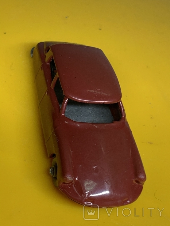 Leaney Matchbox No 66 Citreon Collectable, фото №6