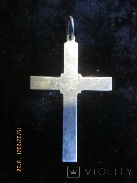 Кулон Крест., фото №3