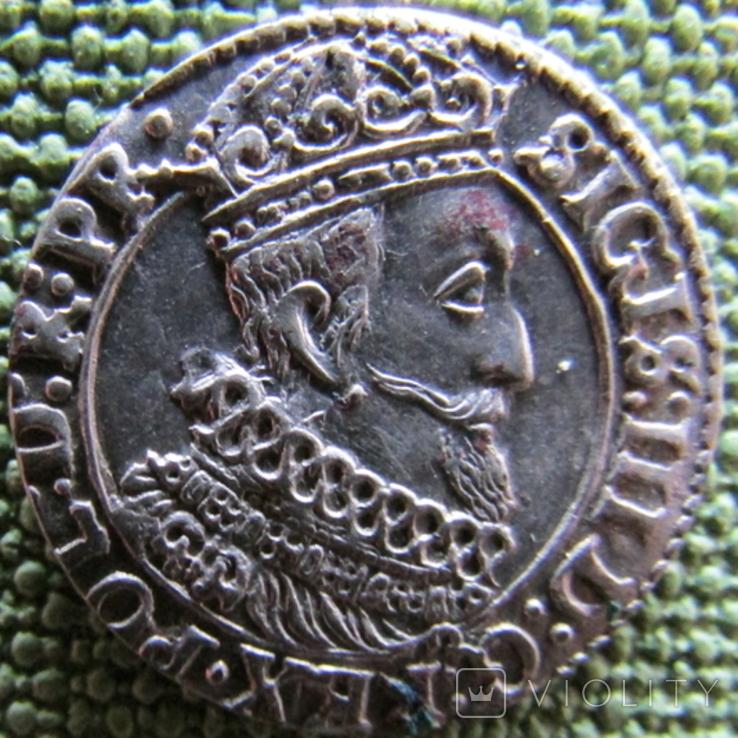 Гданьский грош 1626 года., фото №2