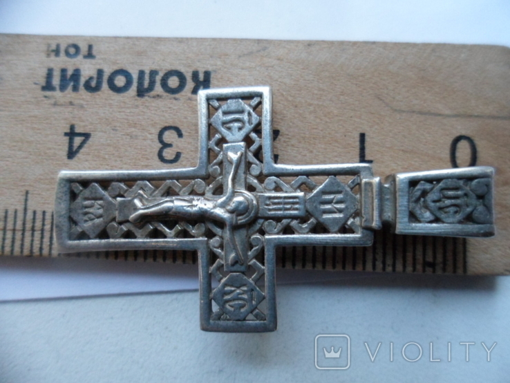 Крестик 4., фото №5