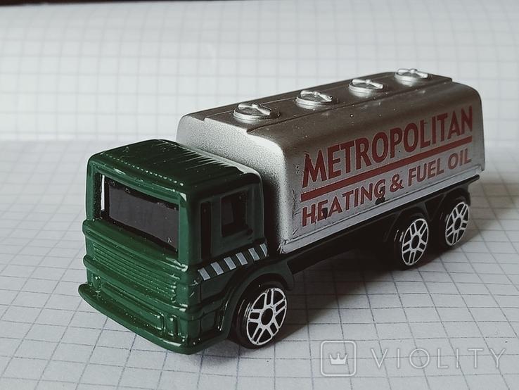 Модель Gas Tanker, Maisto, фото №4