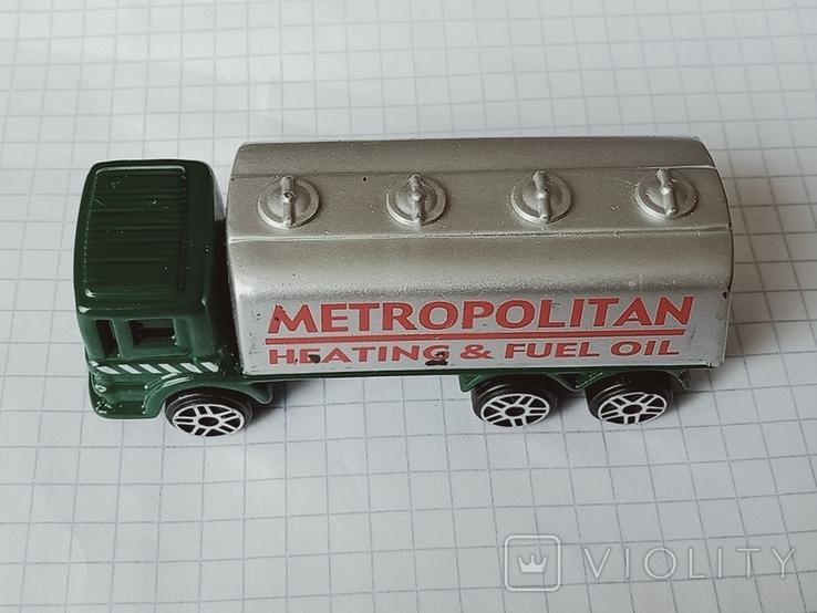 Модель Gas Tanker, Maisto, фото №6