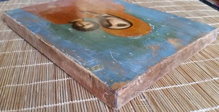 Ікона Казанська Богородиця, 21,8х17,2 см, фото №8