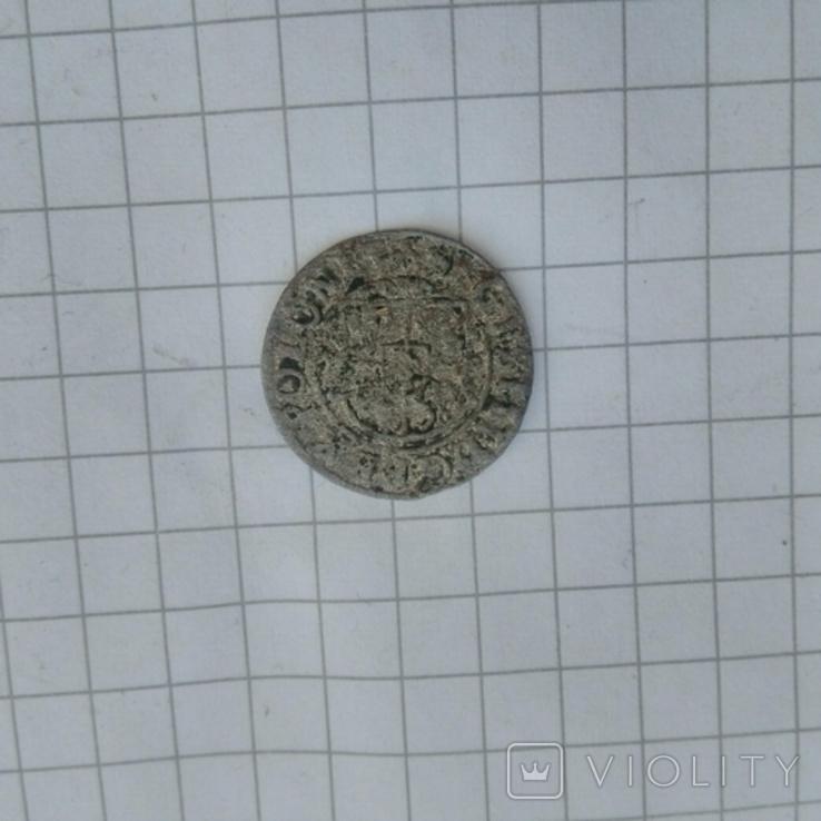 Польша 1 солид 1626 г Сигизмунд 3., фото №3
