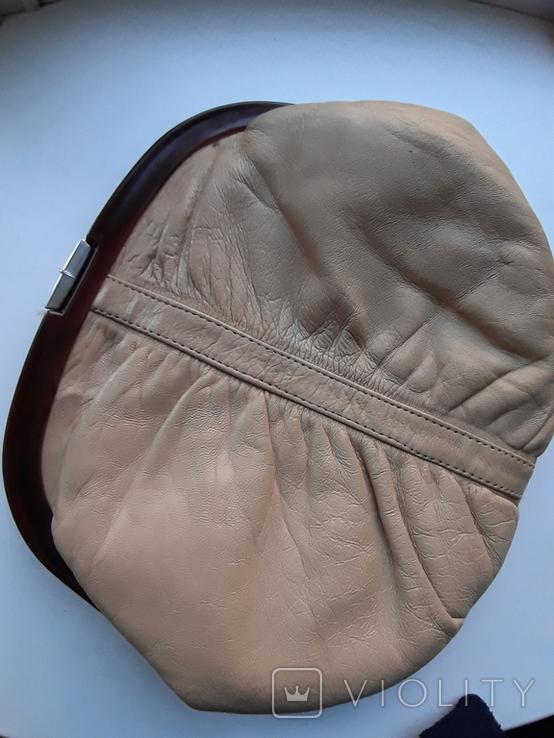 Винтажная женская сумка Италия, фото №3