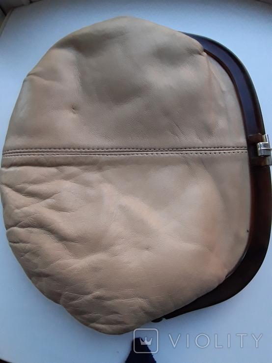 Винтажная женская сумка Италия, фото №5