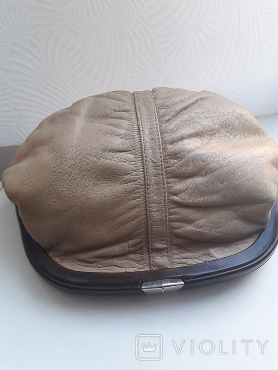 Винтажная женская сумка Италия, фото №6