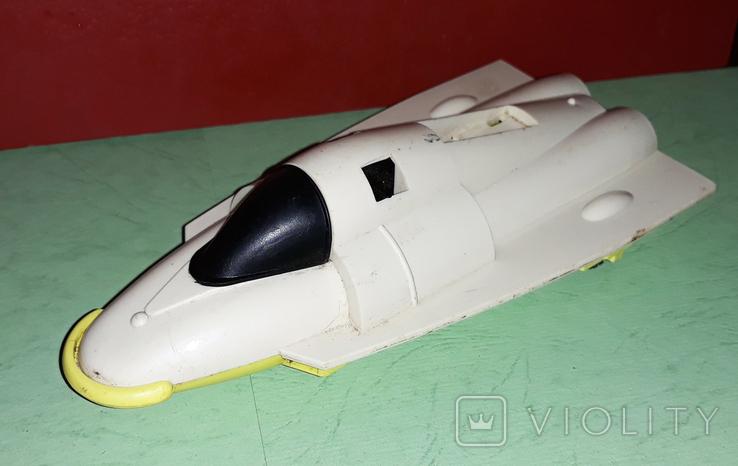 Игрушка каталка, ракета, самолёт., фото №2