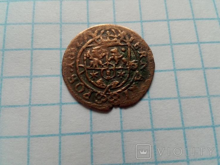 Тернарий ключи 1627г., фото №2