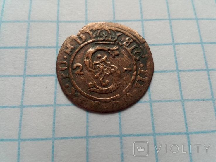 Тернарий ключи 1627г., фото №3