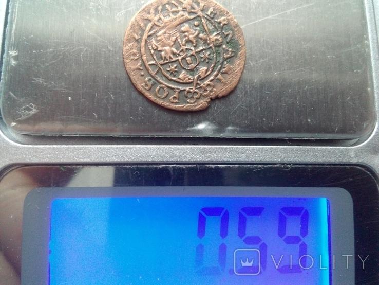 Тернарий ключи 1627г., фото №4
