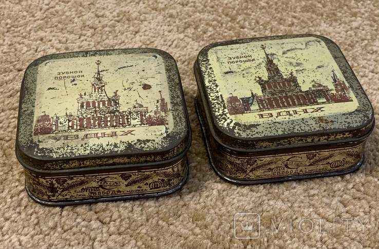 Коробки ВДНХ 2 шт., фото №2