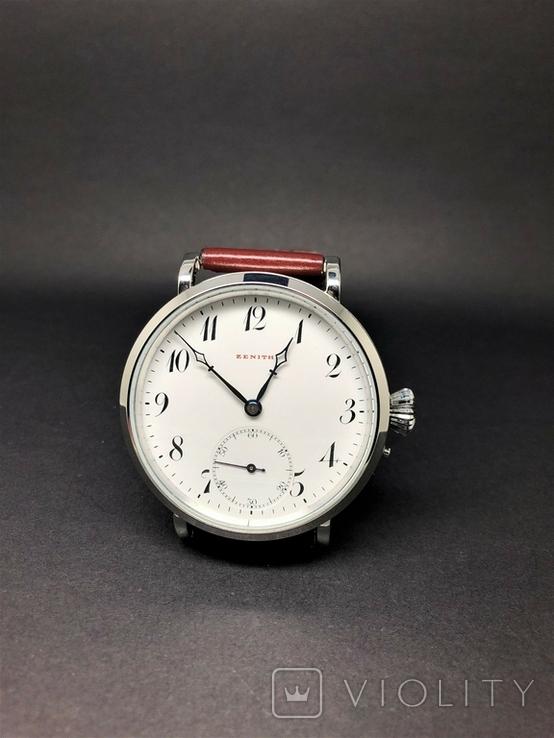 Часы Zenith 1913г, фото №3