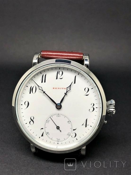Часы Zenith 1913г, фото №4