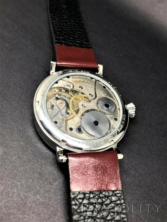Часы Zenith 1913г, фото №8