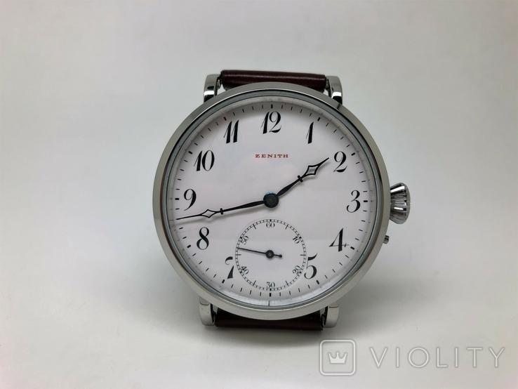 Часы Zenith 1913г, фото №10