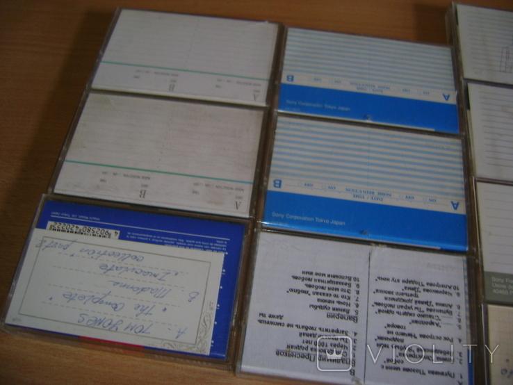Аудиокассеты, фото №6