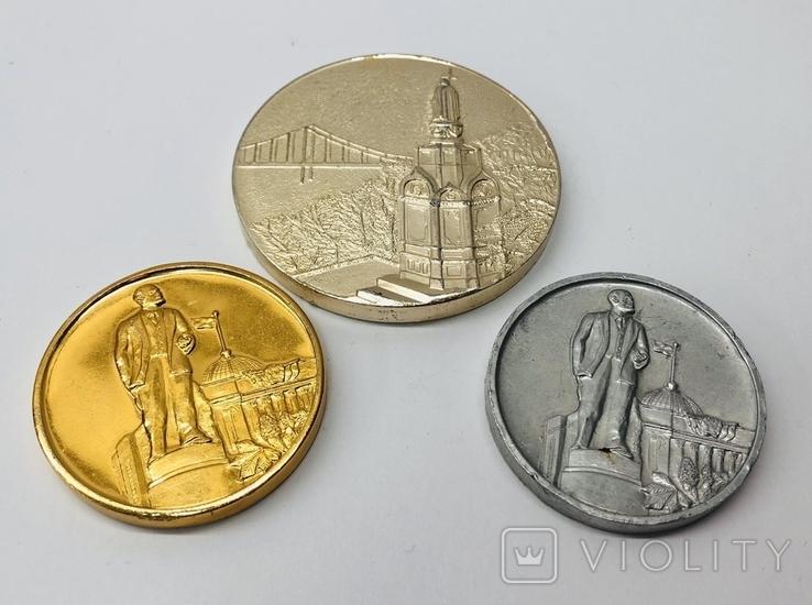 Медали на Киевскую тематику., фото №4