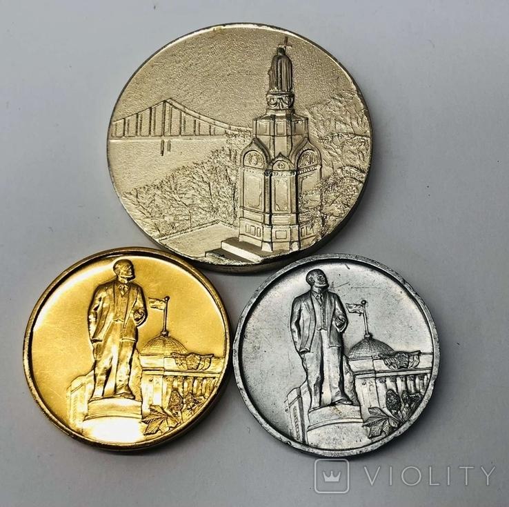 Медали на Киевскую тематику., фото №7