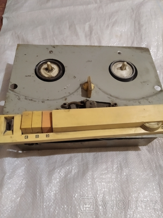 Магнитофон от магнитолы фиалка2, фото №2