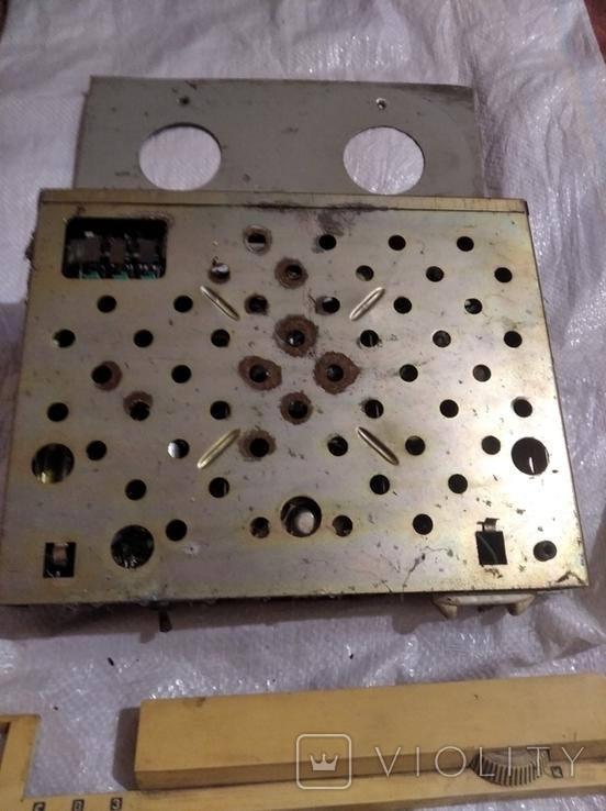 Магнитофон от магнитолы фиалка2, фото №3