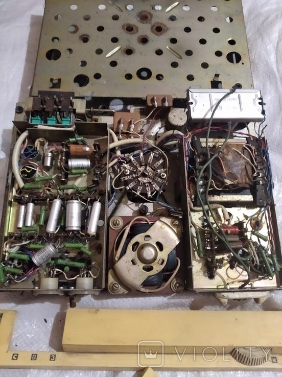 Магнитофон от магнитолы фиалка2, фото №6