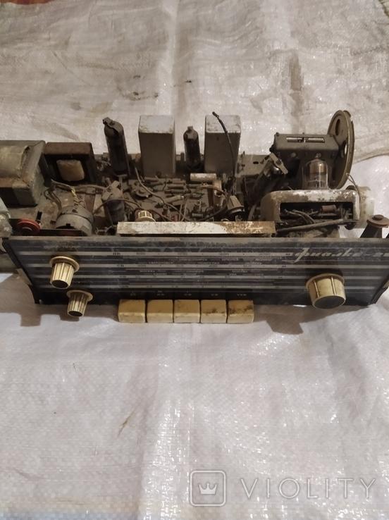 Радиоприемник фиалка 2( часть магнитолы), фото №2