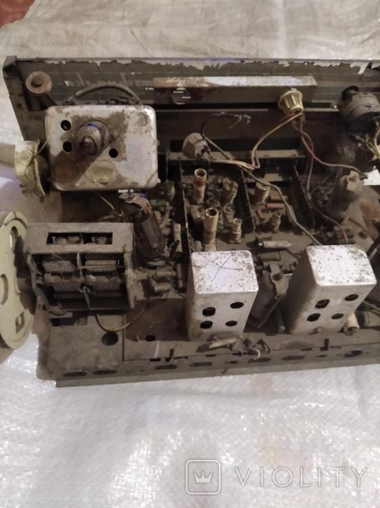 Радиоприемник фиалка 2( часть магнитолы), фото №5