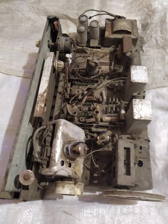 Радиоприемник фиалка 2( часть магнитолы), фото №6