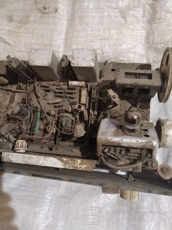 Радиоприемник фиалка 2( часть магнитолы), фото №7