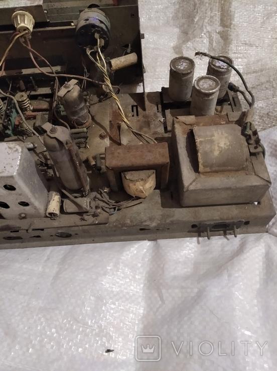 Радиоприемник фиалка 2( часть магнитолы), фото №11