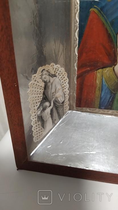 Икона Св. Николай, фото №8